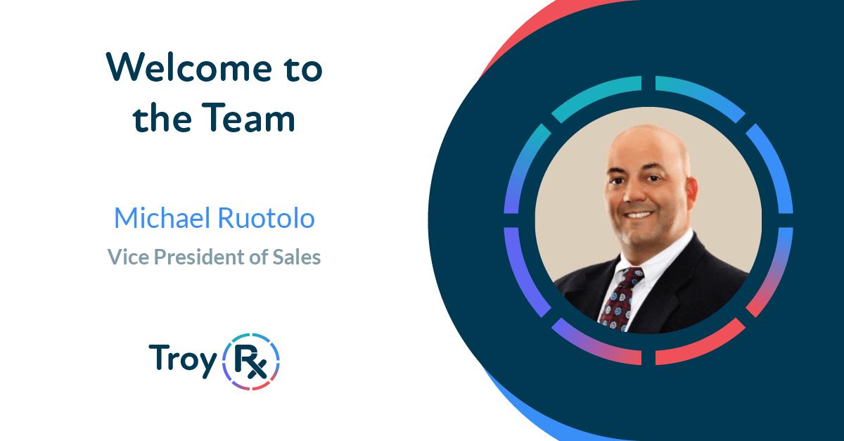 Michael Ruotolo, VP of Sales